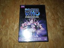 Doctor Who: Spearhead from Space (Story 51) - Special Edition (DVD, 2012) **LN**