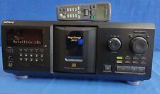 Sony CDP-CX350 MegaStorage 300-fach CD-Wechsler FB ***12 Mon. Gewährleistung***