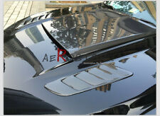 CARBON FIBER RO STYLE HOOD SCOOP FOR FORD 2015- MUSTANG