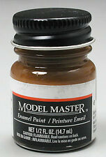 Testors Leather 1/2 oz Enamel Paint 1736 TES1736