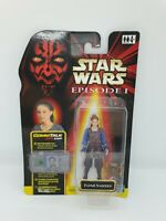 Star Wars Episode 1 Padme Naberrie  Figure with Comm Talk chip - Brand new