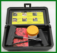 "BlackJack Passenger Compact Tire Repair Kit Plastic Handles 20 4"" Plugs Kt-20S-P"
