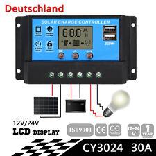 30A Laderegler PWM Landstar für Spannungen von 12V/24V Solarmodule solar BP