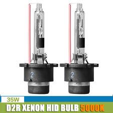 2X D2R HID Xenon Headlight Bulbs Lamp 5000K 35W Conversion Replacement Kit Light
