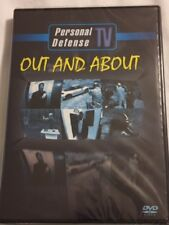 Brand New DVD ~ ~ Personal Defense ~ ~ Out and About ~ ~ Fast Shipping ~ ~ NEW