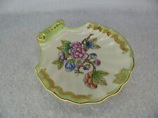 Herend porcelain Victoria modello Conchiglia Piatto 1950