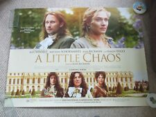 A Little Chaos - Genuine Film Quad Poster