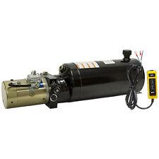 12 Volt Dc 13 Gpm 2500 Psi Spx Sa Power Pack 25 Gallon Tank Db 1676 9 7412