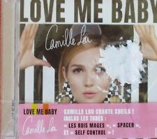 cd CAMILLE LOU love me baby