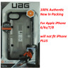 UAG Urban Armor Gear Plasma Cover Case for iPhone 7/8 iPhone 6 / 6S Ash