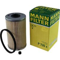 Original MANN-FILTER Kraftstofffilter P 726 x Fuel Filter