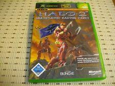 Halo 2 multiplayer paquete de mapas para Xbox * embalaje original *