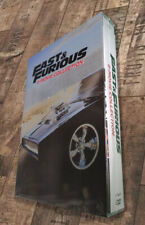 FAST AND FURIOUS COMPLETE 8-MOVIE COLLECTION ( DVD , 9-DISC SET ), FREE SHIPPING