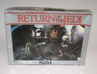 "Star Wars Return Of The Jedi Puzzle 70 Piece 12"" x 16"" Craft Master 1983 Sealed"