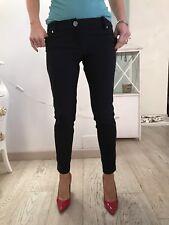 Pantaloni Elisabetta Franchi 44 Nere