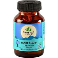 Organic India Heart Guard cardiovascular strengthen heart muscle | 60 Capsules