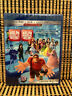 Ralph Breaks The Internet (2-Disc Blu-ray/DVD, 2019)Disney.Wreck-It Ralph 2