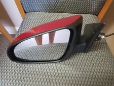 New Red 2012-2014 Toyota Camry Left Driver Side Door Mirror Power Heated