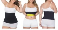 NEW HOT SHAPERS SLIMMING BELT BLACK  SIZE X-LARGE NEOTEX SMART FABRIC!