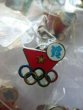 Vietnam London 2012 Olympic pin. Only 250 made.With London 2012 LOGO KingdomPins