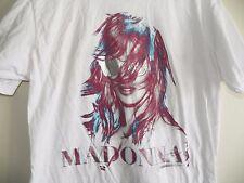 MADONNA 2012 THE MDNA TOUR SUNGLASSES POP ROCK CONCERT T-SHIRT LARGE