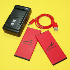 UPGraded Deep Stretch BV-T3G Battery or Charger for Nokia Microsoft Lumia 650