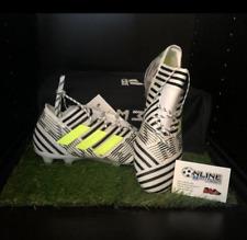 Adidas Nemeziz 17.1 FG - White/Solar Yellow/Black UK 10, US 10.5, EU 44 (2/3)