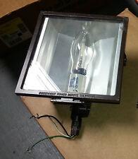 150 watt Outdoor Exterior Light Fixture 150W 120V post pole junction flood lamp