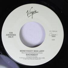 Rock Unplayed 45 Backbeat - Money/Dizzy Miss Lizzy / He'S Wearing My Bathrobe (E