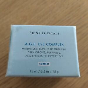 SkinCeuticals A.G.E. Eye Complex  15ml Mature skin Remedy - New and Sealed