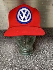 Vintage Volkswagen Snapback Hat