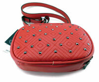 INC International Quinn Quilted Studded Convertible Crossbody to Fanny Pack