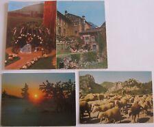 4 Postcards Finland, France