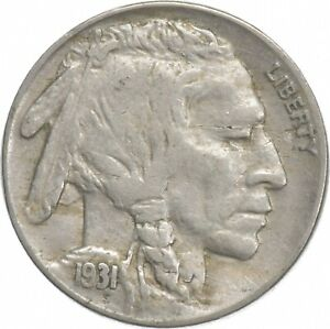 Better 1931-S - US Buffalo Indian Nickel Coin Collection Lot Set Break *526