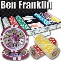 Brybelly Holdings PSC-0202 300 Ct - Pre-Packaged - Ben Franklin 14 G - Aluminum