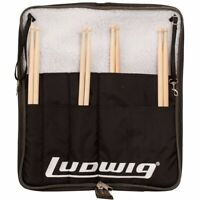 Ludwig LX31BO Atlas Classic Heirloom Drum Stick Bag - Holds 20 Drumsticks