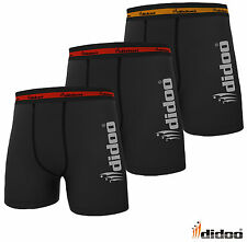 Didoo New Men's Boxer Short Breathable Lycra Compression Trunk Pant Inner wear