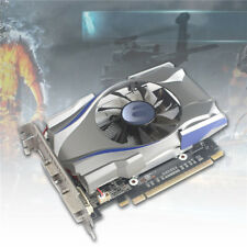 GeForce GT730 4GB GDDR5 128Bit PCI Expansion Port Game Graphics Card for Desk PC