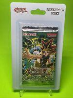 Yugioh Spell Ruler SRL Magic Ruler Blister Pack MRL Higher Rare Pull Rate