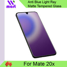[2 Pack] Anti Blue Ray Matte Tempered Glass Screen Protector for Huawei Mate 20x