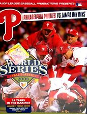 2008 World Series PHILLIES,TAMPA BAY RAYS  DVD NEW ! FREE SHIP! BASEBALL ,MLB