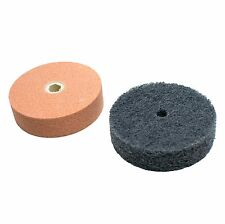 "3"" Replacement Grinding Wheels for Mini Bench Grinders"