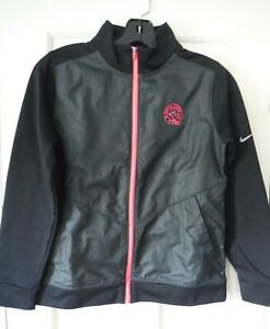 NIKE Golf Therma Fit Youth Size Lg Wilmington DE Country Club Logo Jacket EUC!