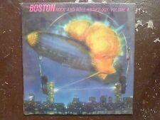 Boston Rock and Roll Anthology, Volume 4 - LP - Rare - New