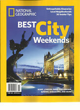 NATIONAL GEOGRAPHIC,    TIME INC SPECIALS       BEST CITY WEEKENDS