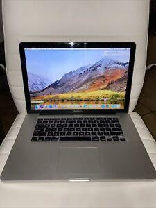 "Apple MacBook PRo 15"" Early 2011 A1286 MC723LL/A - i7 2.20 GHz, 4 GB, 128 GB SSD"