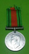 Malaysia MALAYA British 1939-1945 WWII Award The Defence Medal for Hero
