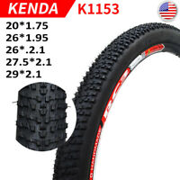"KENDA Mountain Bicycle Tire 20/26/27.5/29"" 60TPI Clincher Wearproof Bike Tyre"