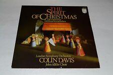 The Spirit Of Christmas~Colin Davis~John Alldis Choir~Import~FAST SHIPPING!