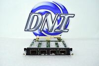 Dell N805D 4-Ports SFP+ 10GE Uplink Module for PowerConnect M8024 Switch TAE